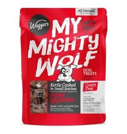 Waggers Waggers My Mighty Wolf Pork Liver 454g