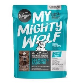 Waggers Waggers My Mighty Wolf Salmon 454g