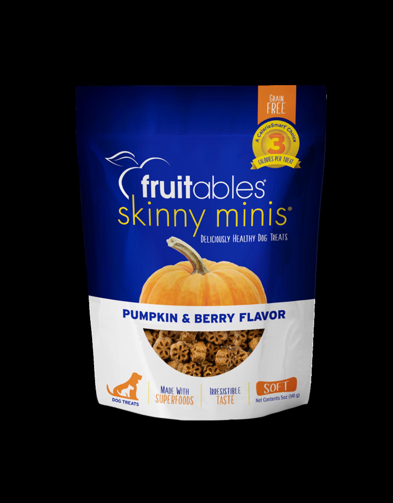 Fruitables Fruitables Skinny Mini's Pumpkin & Berry 5oz