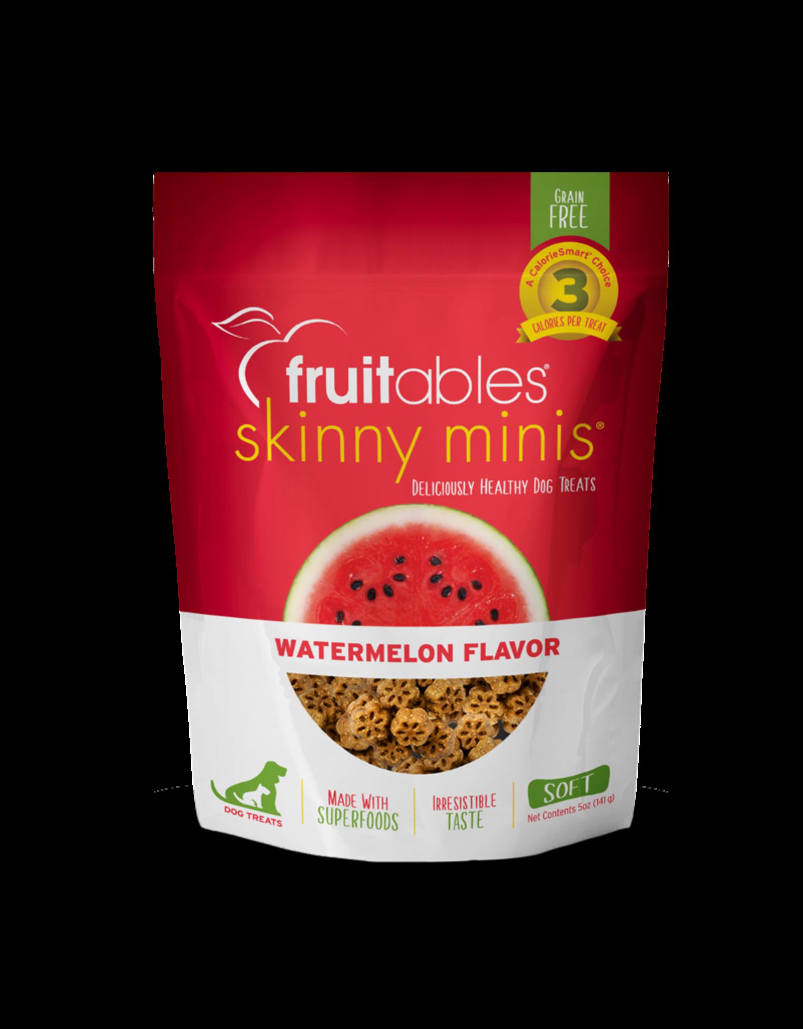 Fruitables Fruitables Skinny Mini's Watermelon 5oz