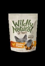 Fruitables Fruitables WildlyNatural Crunchy Cat Treats - Chicken 2.5oz
