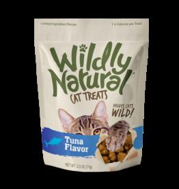 Fruitables Fruitables WildlyNatural Crunchy Cat Treats - Tuna 2.5oz