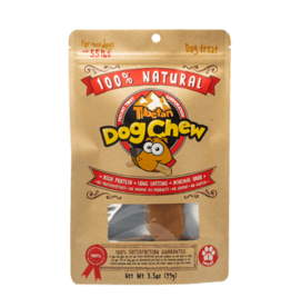 100% Natural 100% Natural Tibetan Dog Chew Large