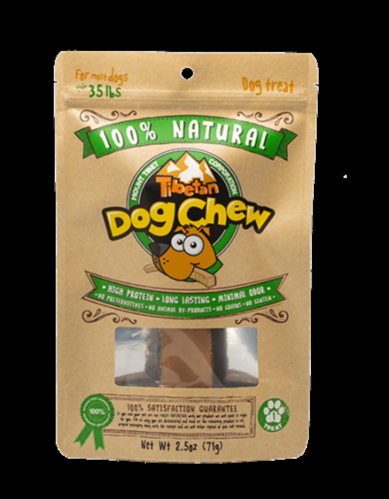 100% Natural 100% Natural Tibetan Dog Chew M