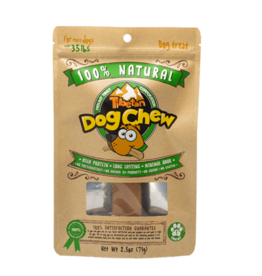 100% Natural 100% Natural Tibetan Dog Chew M