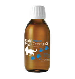 BaieRun BAIE RUN Feline Omega 3 Fish Oil 140ml