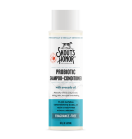 Skout's Honor Skout's Honor - Shampoo +Conditioner 16oz - Unscented