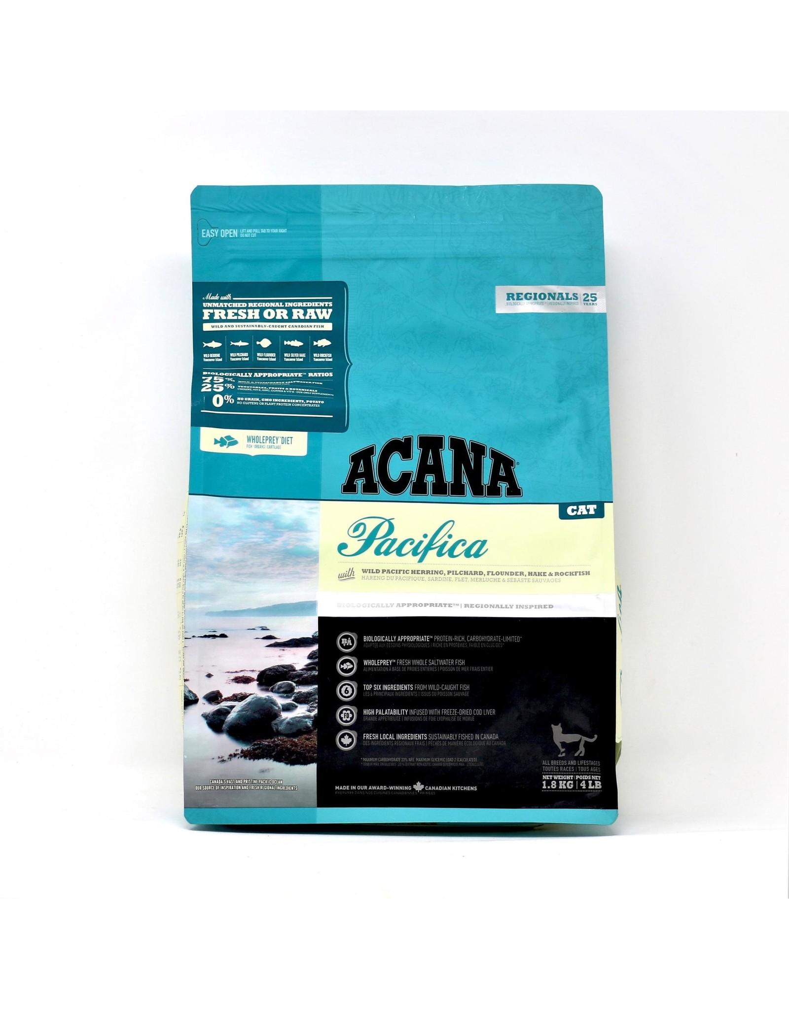 ACANA Acana CAT Regionals - Pacifica 1.8kg