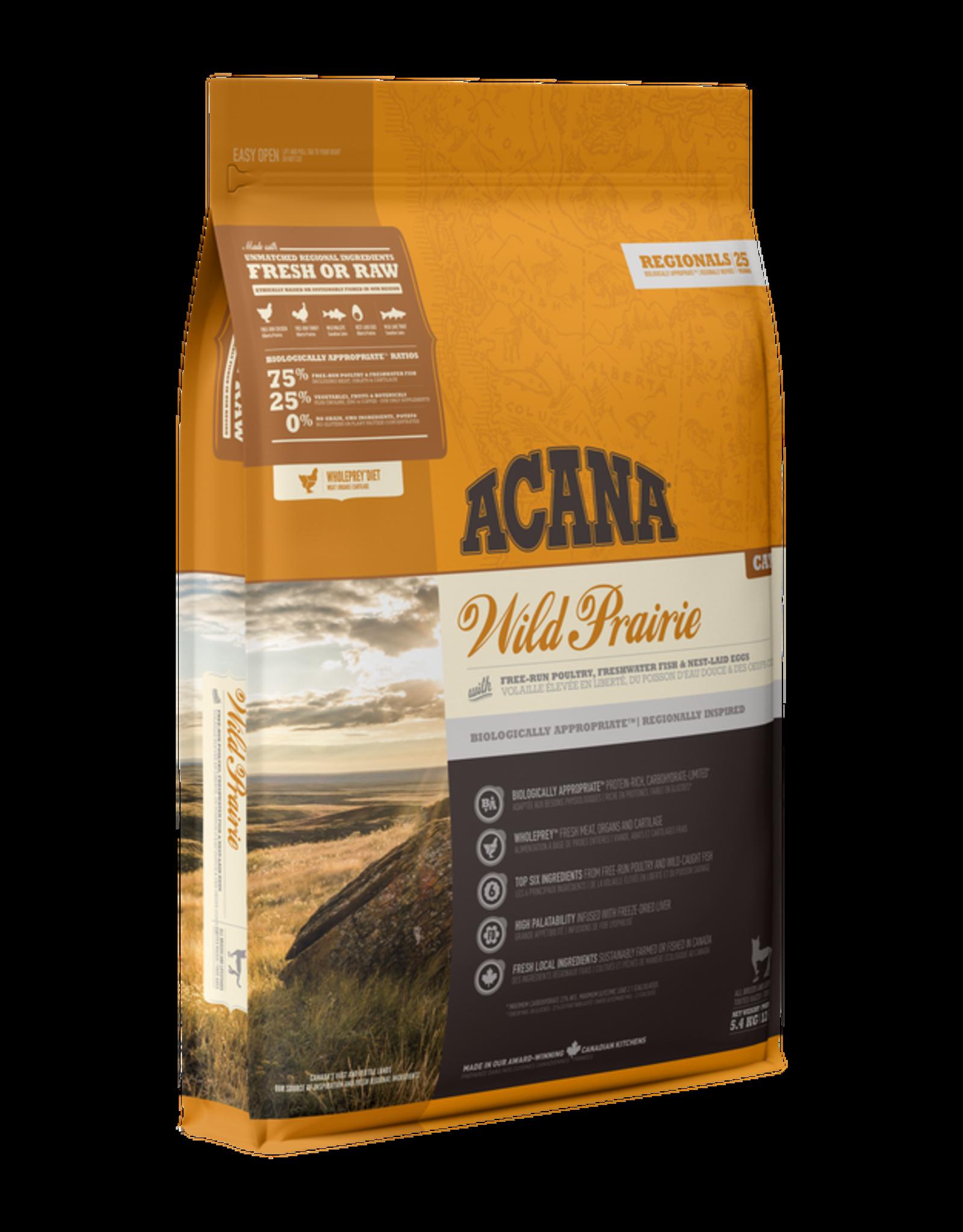 ACANA Acana CAT Regionals - Wild Prairie 4.5kg