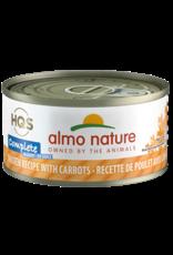 ALMO AlmoNature CAT Complete Chicken w. Carrots in Gravy 70g