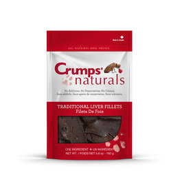 Crumps CRUMPS Baked Liver Fillet Treats 160g