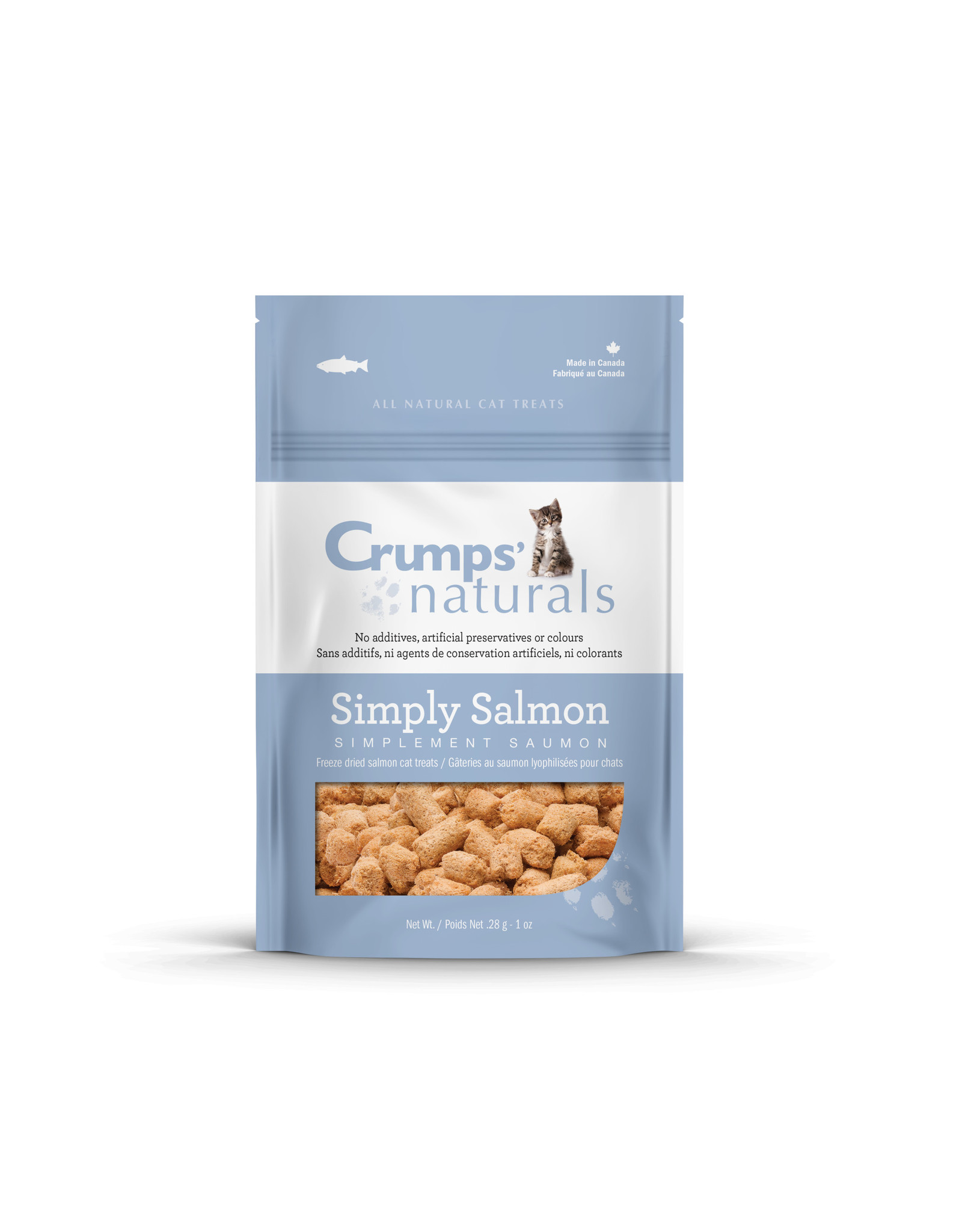Crumps Crumps CAT Treats Simply Salmon