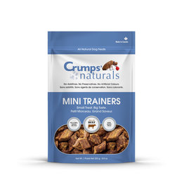 Crumps CRUMPS MiniTrainers Beef Semi-Moist 250g