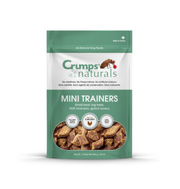 Crumps CRUMPS MiniTrainers Chicken Semi-Moist 250g