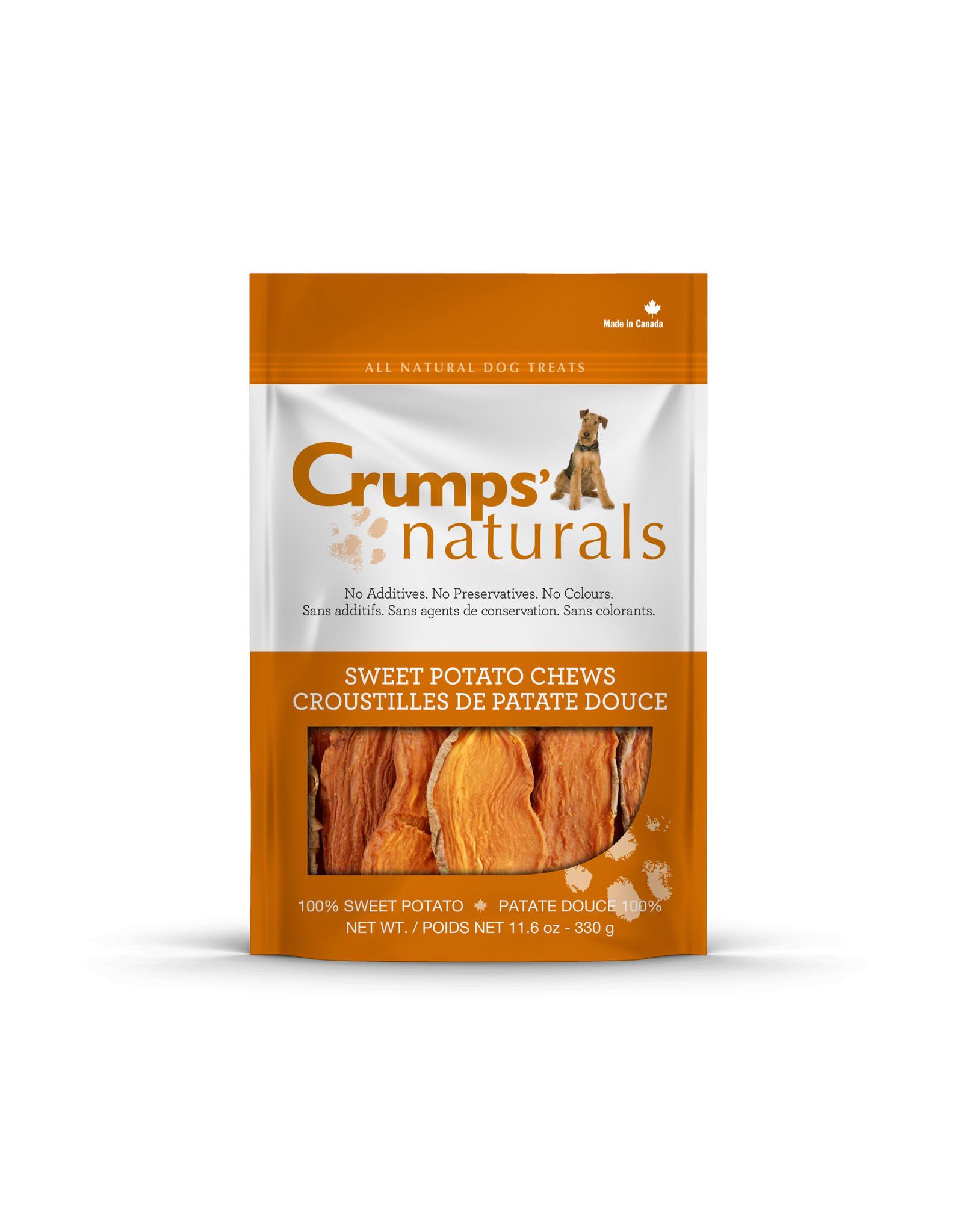 Crumps CRUMPS Sweet Potato Treats 330g
