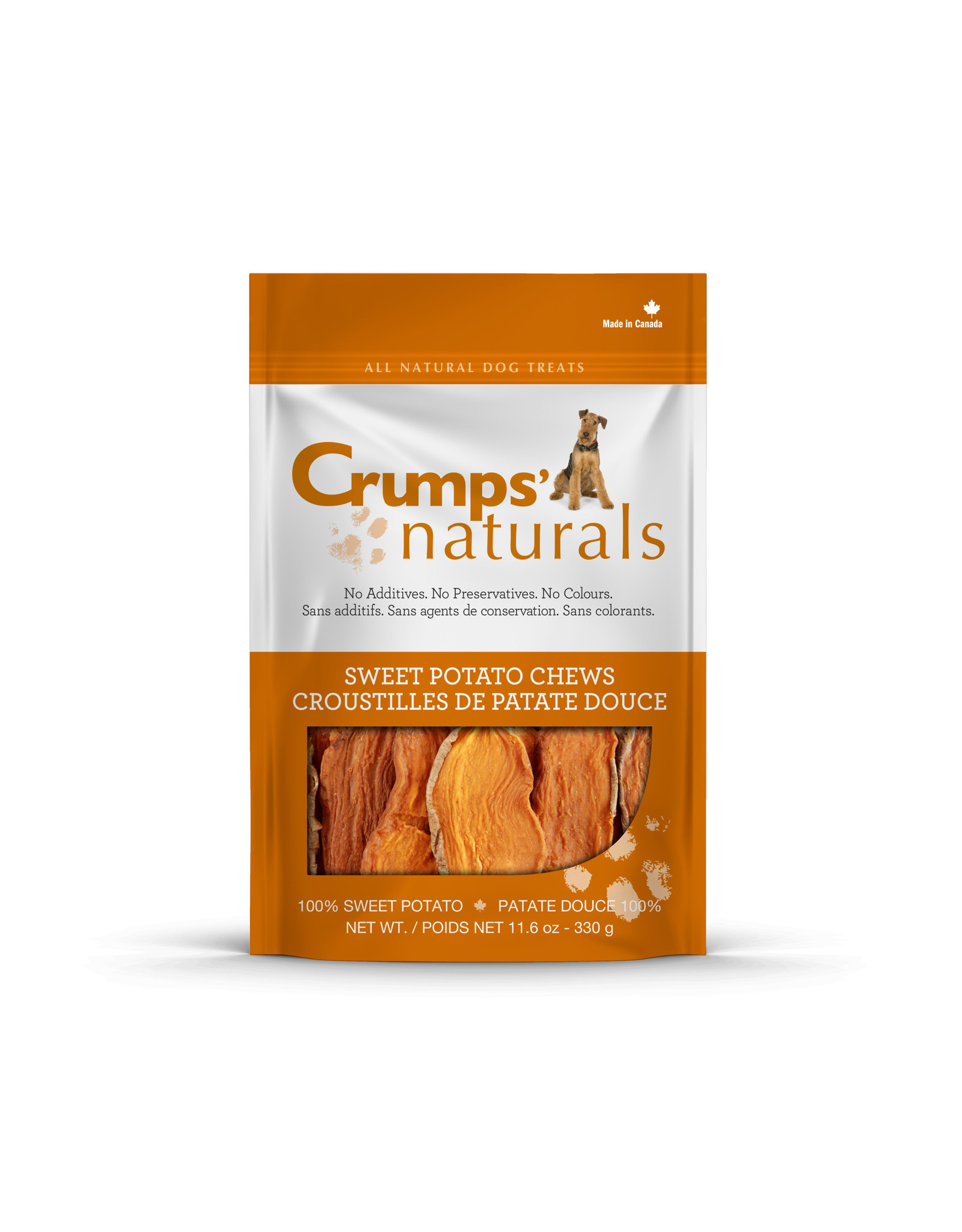 Crumps CRUMPS Sweet Potato Treats 680g
