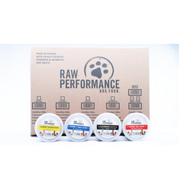 Raw Performance RP Variety Case - Beef Wolf Pack 48lb (12x4lb)