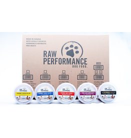 Raw Performance RP Variety Case - The Alpha 30lb (15x2lb)