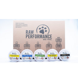 Raw Performance RP Variety Case - The Classic 30lb (15x2lb)