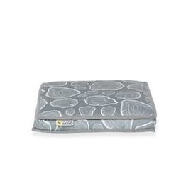BeOneBreed BeOneBreed Katt3 Memory Foam Grey Timber 14x14