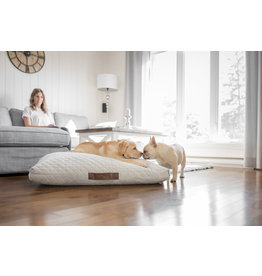 BeOneBreed BeOneBreed Quilted Bed - Grey - S/M 32x24