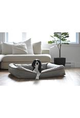 BeOneBreed BeOneBreed Snuggle Bed M/L 32x40 - LIGHT Grey
