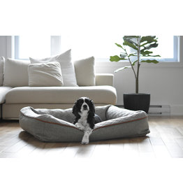 BeOneBreed BeOneBreed Snuggle Bed M/L 32x40 - LIGHT Grey