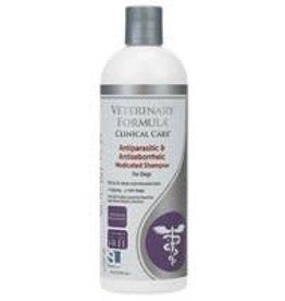 VeterinaryFormula VeterinaryFormula - Antiparasitic & AntiSeborrheic Medicated Shampoo 16oz (dogs only)