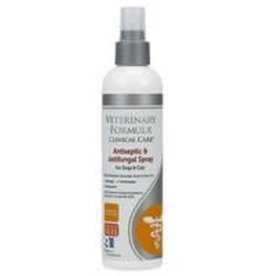 VeterinaryFormula VeterinaryFormula - Antiseptic & Antifungal Spray 8oz (for dogs+cats)