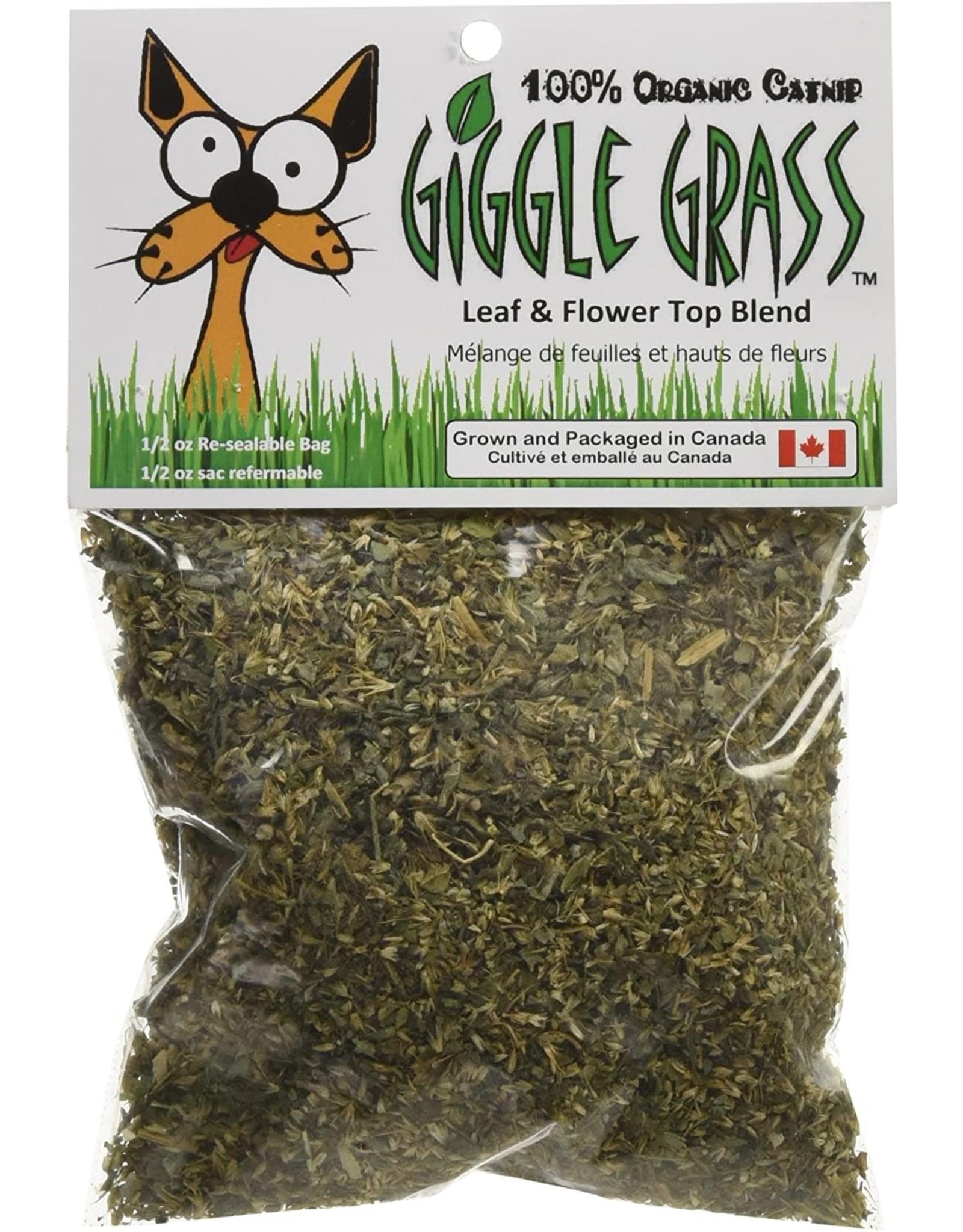 Giggle Grass Giggle Grass 1/2 oz Catnip