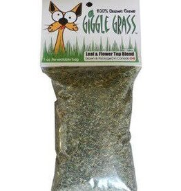 Giggle Grass Giggle Grass 1oz Catnip