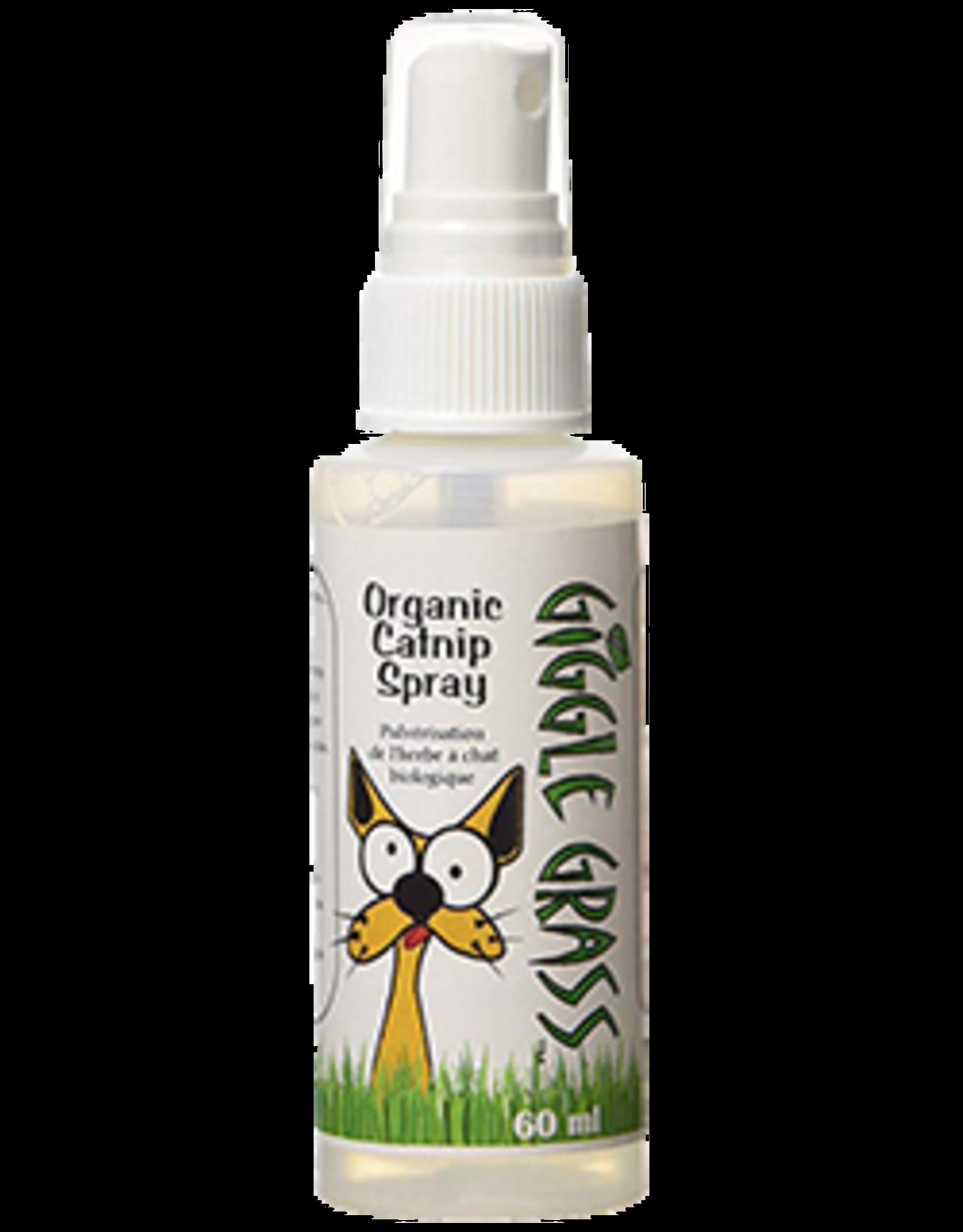 Giggle Grass Giggle Grass Catnip Spray 60ml