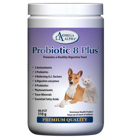 OmegaAlpha OmegaAlpha Probiotic 8 Plus™ 310g