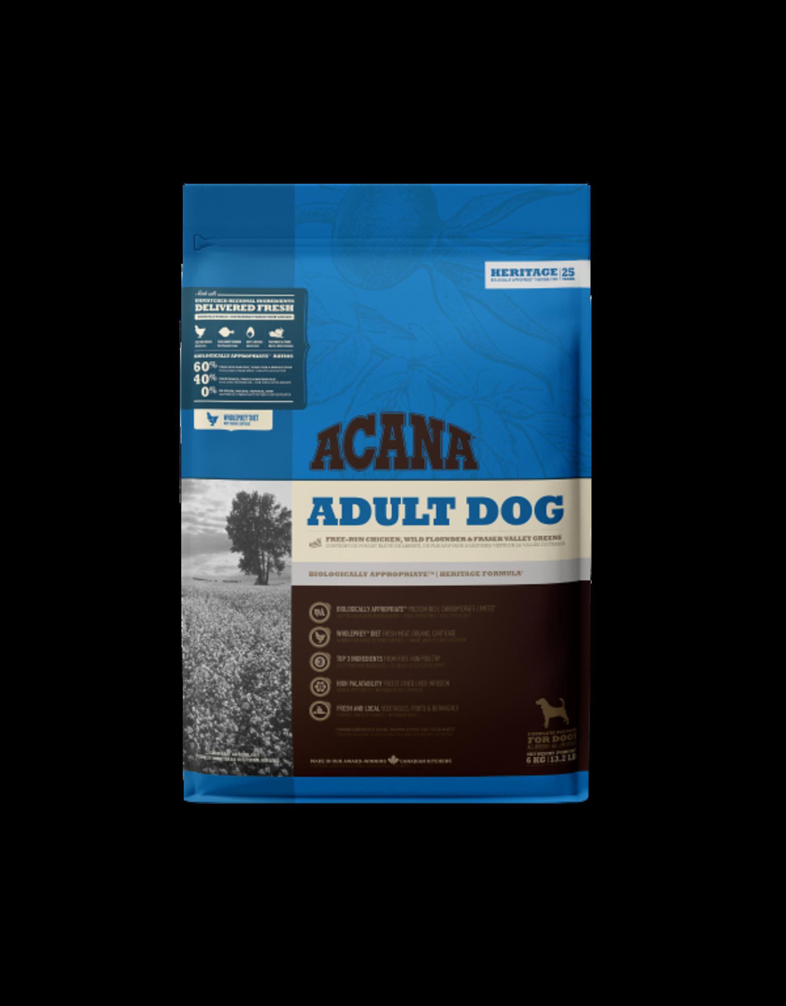 ACANA ACANA *Heritage* Adult Dog 6kg