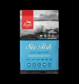 Orijen ORIJEN Dog Six Fish 11.4kg