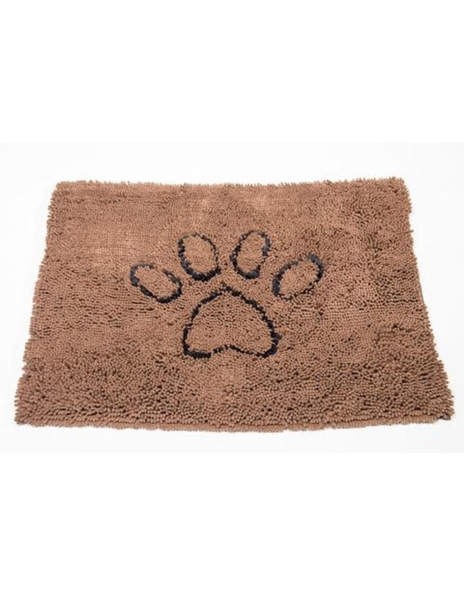 DogGoneSmart DGS Dirty Dog Doormat Large 26x35 Brown