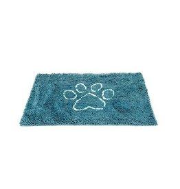 DogGoneSmart DGS Dirty Dog Doormat Large 31x20 Pacific Blue
