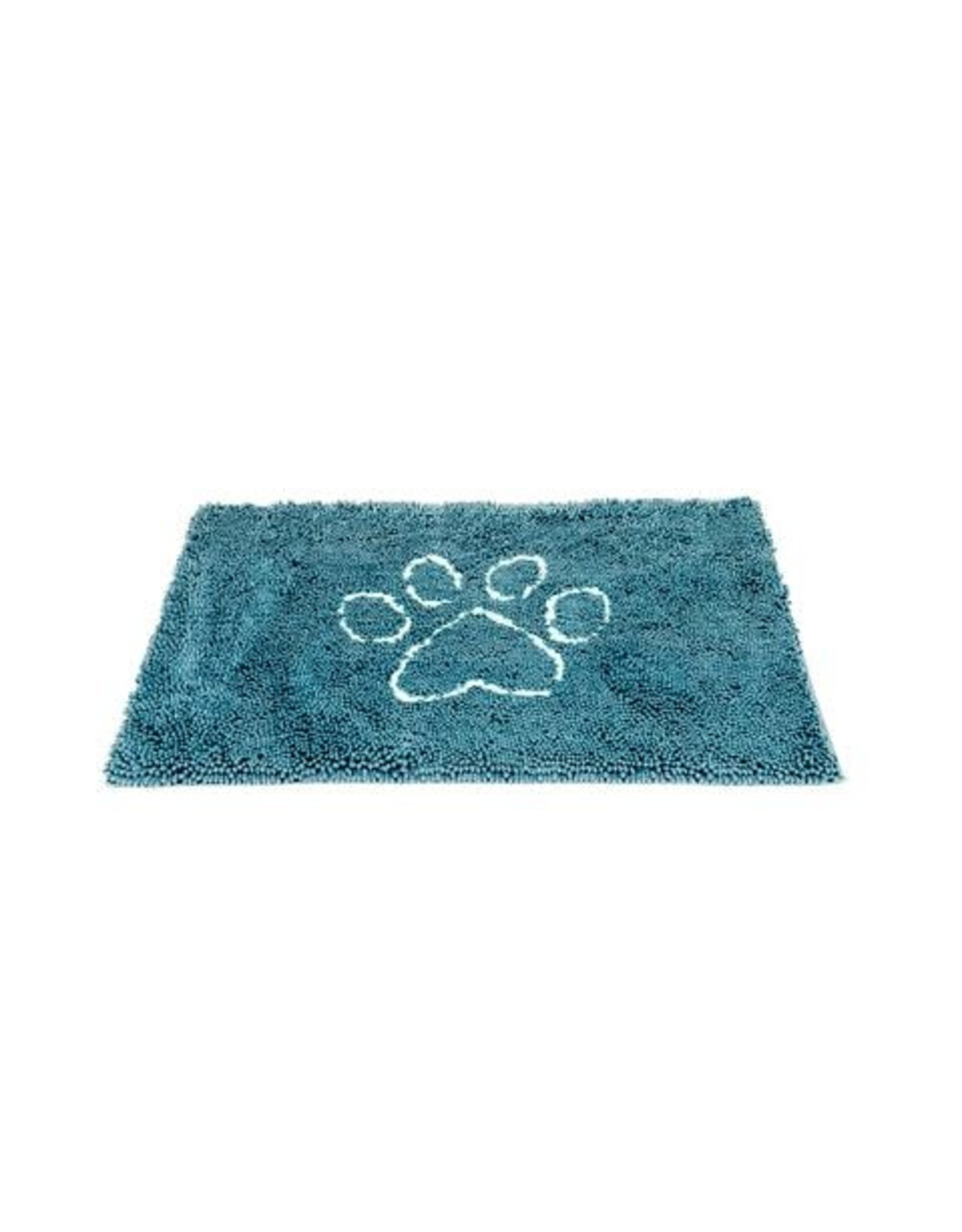 DogGoneSmart DGS Dirty Dog Doormat Medium 31x20 Pacific Blue