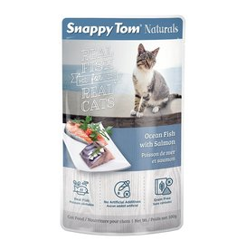 SNAPPY TOM SNAPPY TOM Ocean Fish with Salmon (blue)