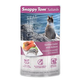 SNAPPY TOM SNAPPY TOM Sardine Cutlet with Salmon (purple)
