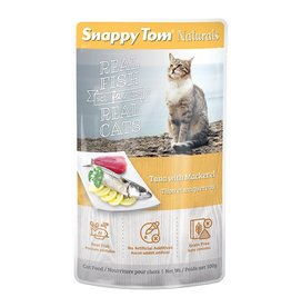 SNAPPY TOM SNAPPY TOM Tuna and Mackerel (yellow)