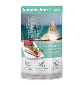 SNAPPY TOM SNAPPY TOM Tuna with Salmon (green)