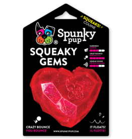 SpunkyPup SpunkyPup Heart Squeaker