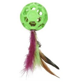 JWPET JWPET Cat Feather w. Bell Ball
