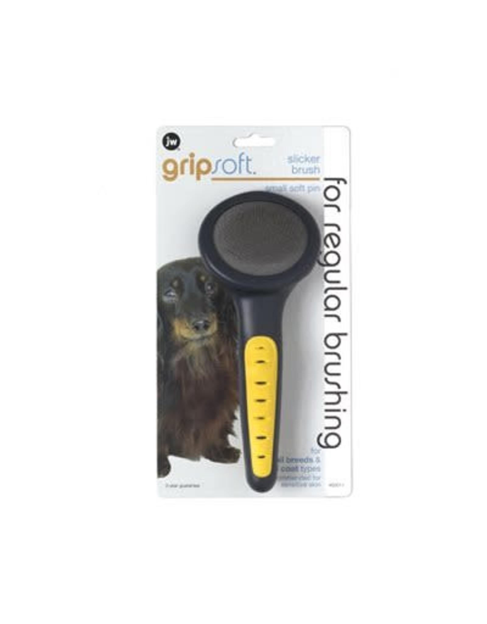 JWPET JWPET Slicker Soft Pin Brush Small