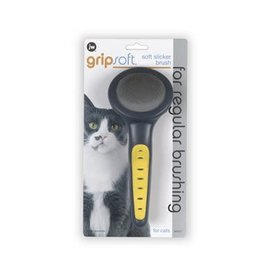 JWPET JWPET Soft Slicker Brush Cat