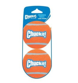 Chuck-It Chuck-It Tennis Ball Large 2pk