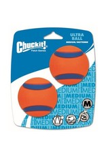 Chuck-It Chuck-It Ultra Balls Medium 2pk