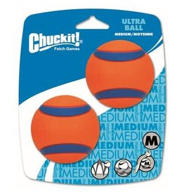 Chuck-It Chuck-It Ultra Balls Medium 2pk