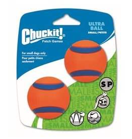Chuck-It Chuck-It Ultra Balls Small 2pk